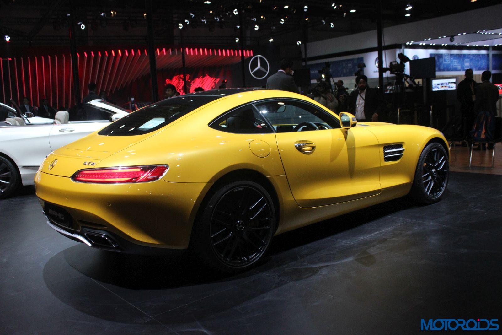 Mercedes AMG GT (1)