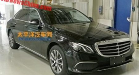 Mercedes Benz E-class LWB