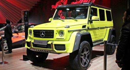 Mercedes-Benz G 500 4×4² (8)