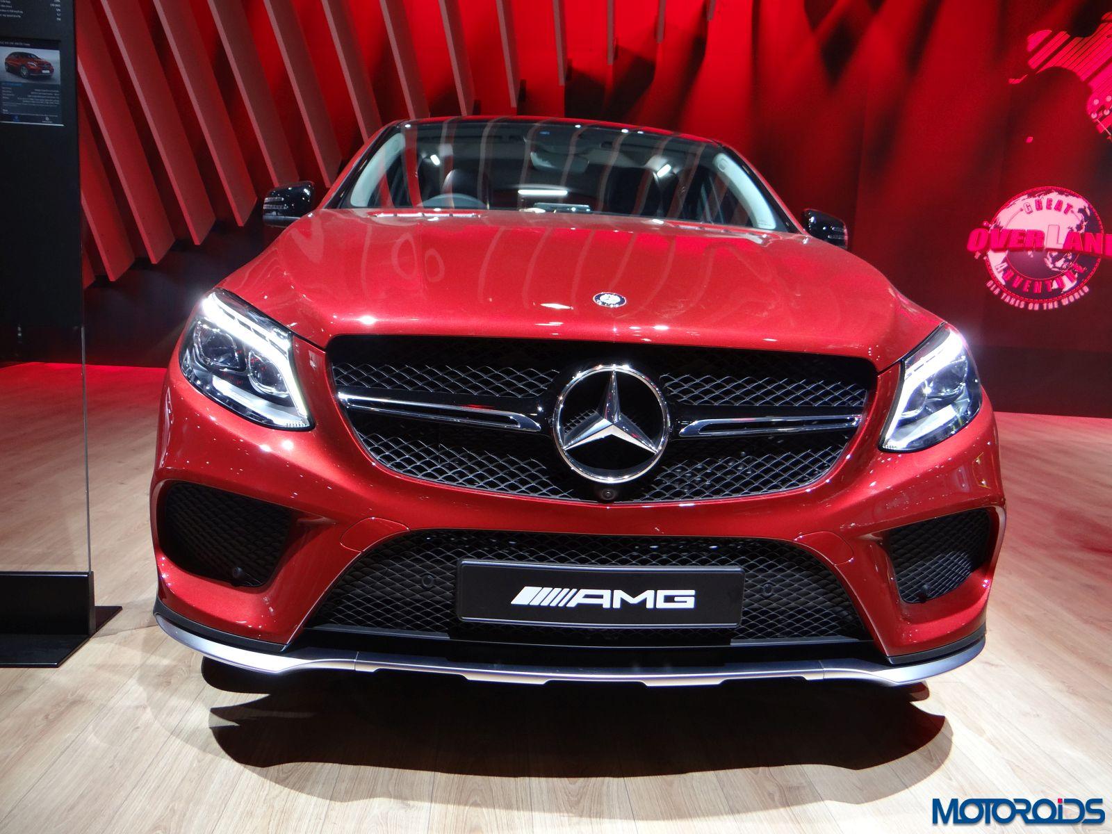 Mercedes GLE 450 (2)