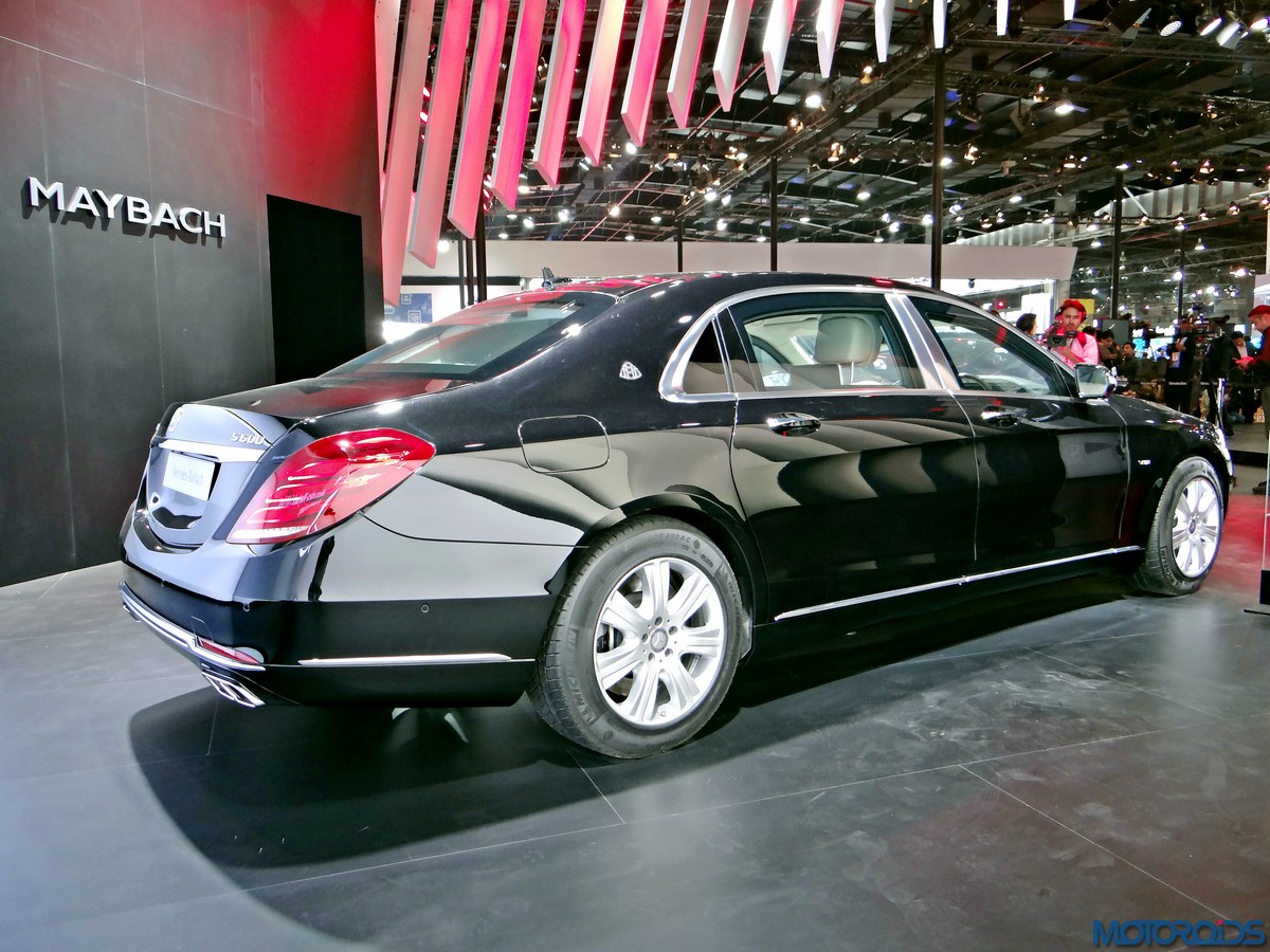 mercedes-benz india to launch the maybach s600 guard on march 8