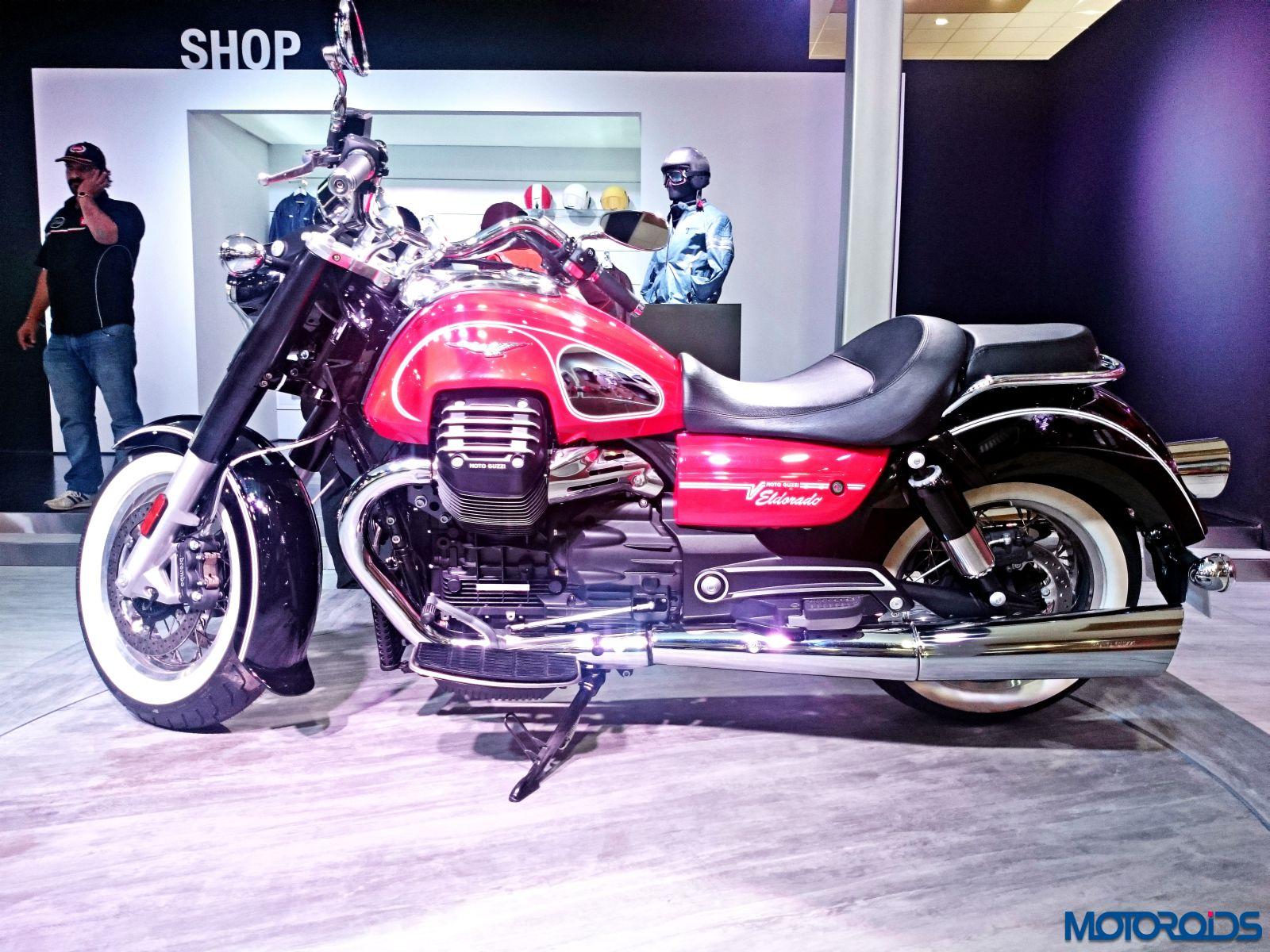 Moto Guzzi Eldorado - Auto Expo 2016 (3)