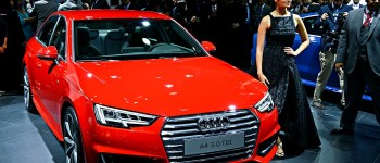 New Audi A4 (1)