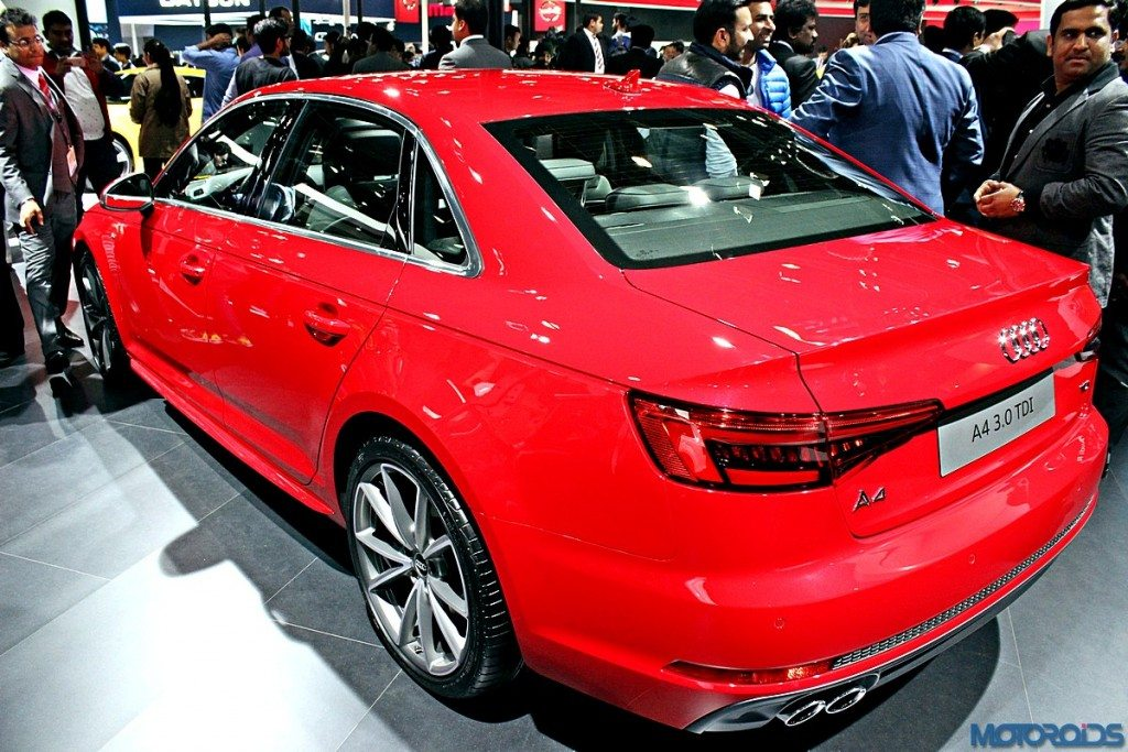 New Audi A4 (5)