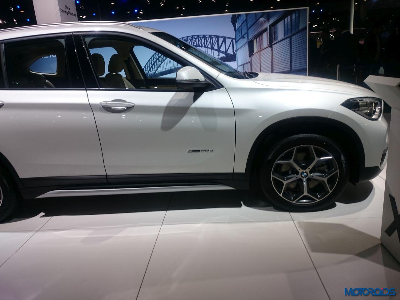 New BMW X1 Auto Expo 2016 (10)