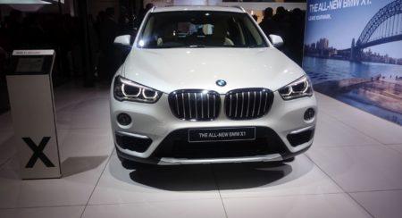 New BMW X1 Auto Expo 2016 (11)