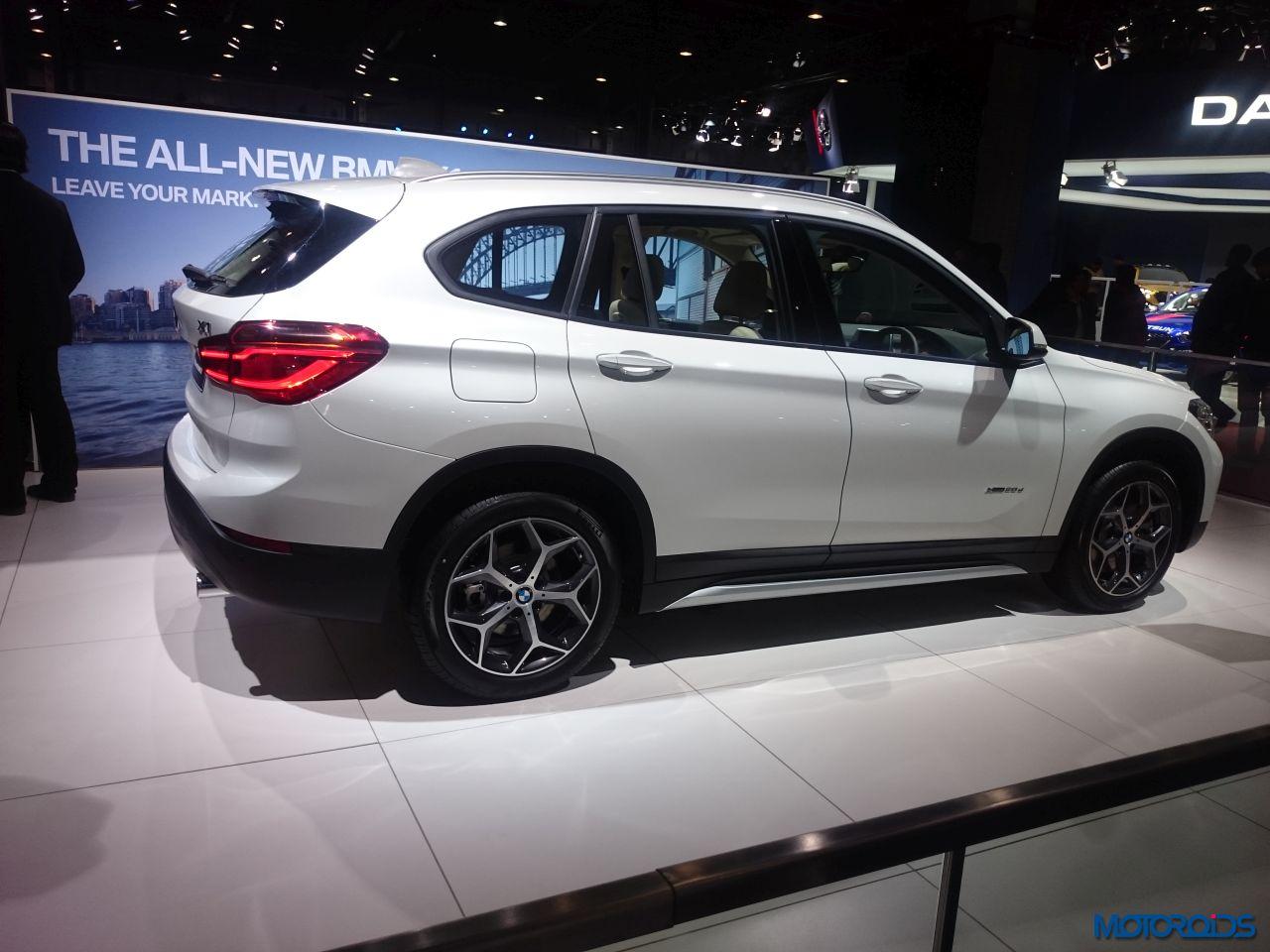 New BMW X1 Auto Expo 2016 (5)