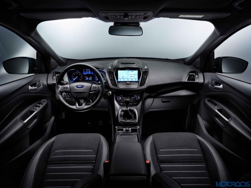 New Ford Kuga (1)