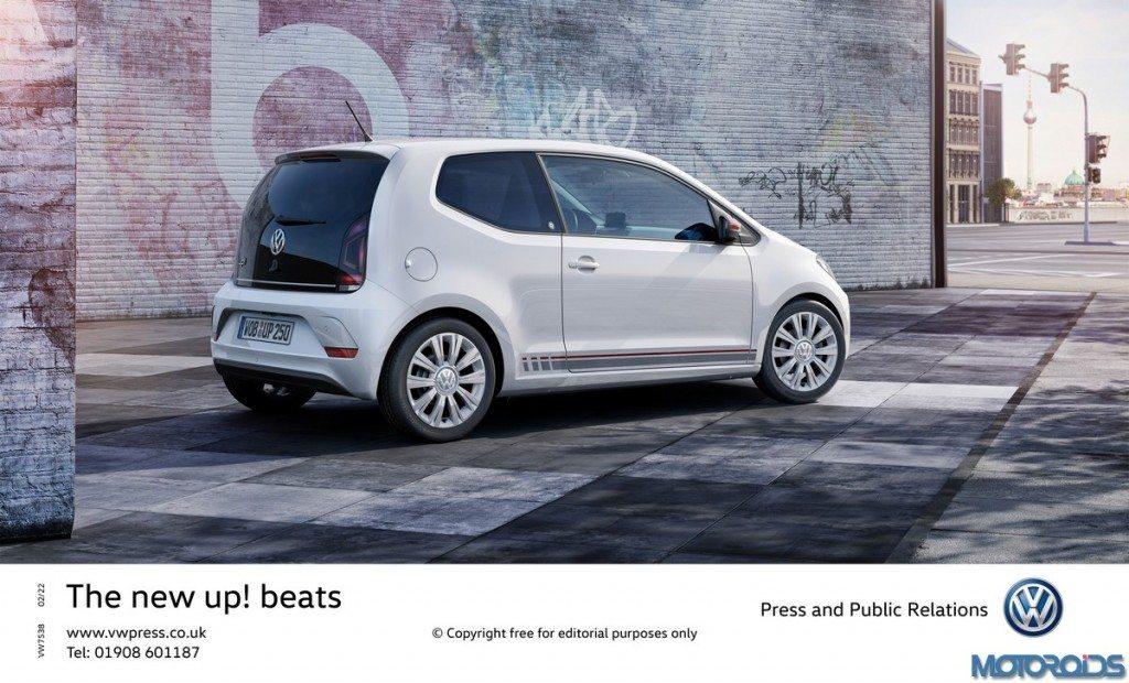 New Volkswagen up! (2)