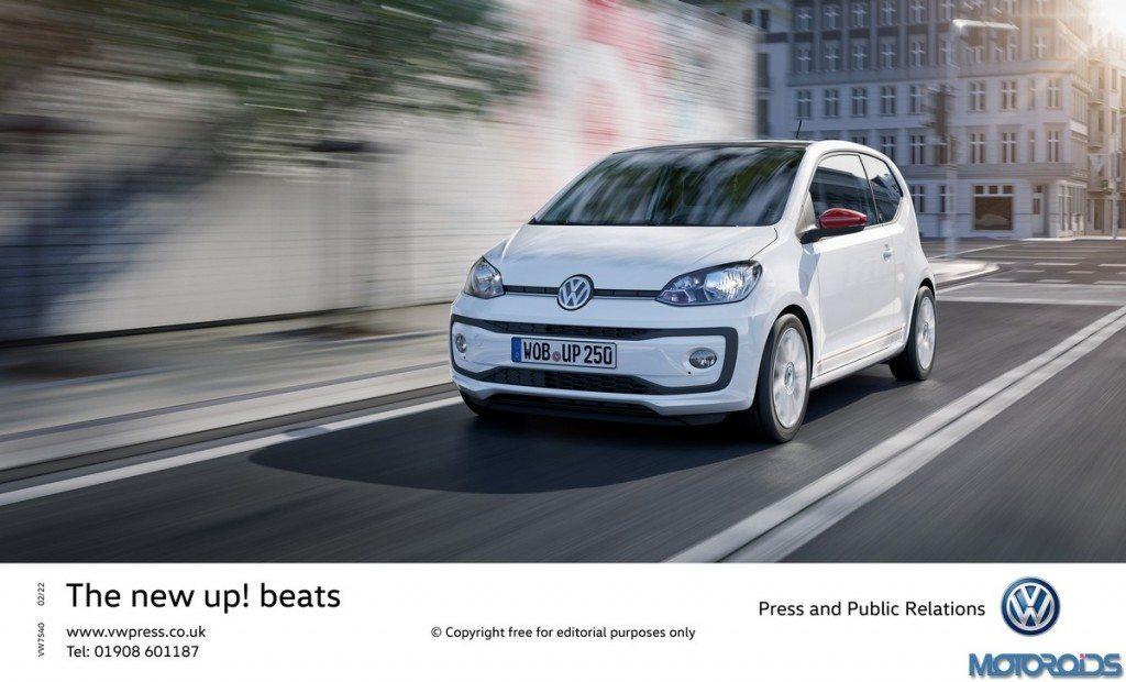 New Volkswagen up! (4)
