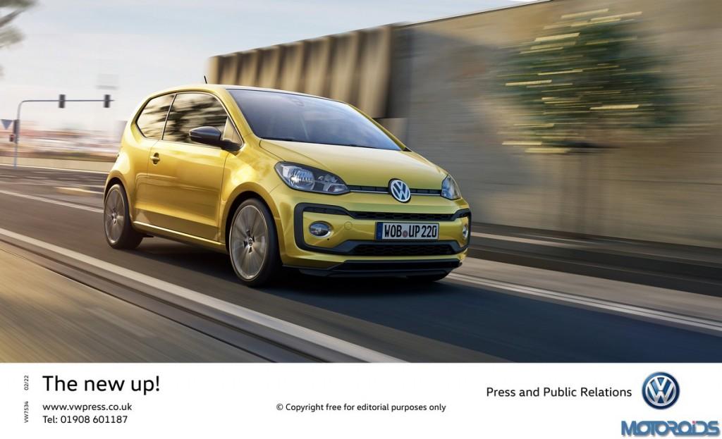 New Volkswagen up! (6)