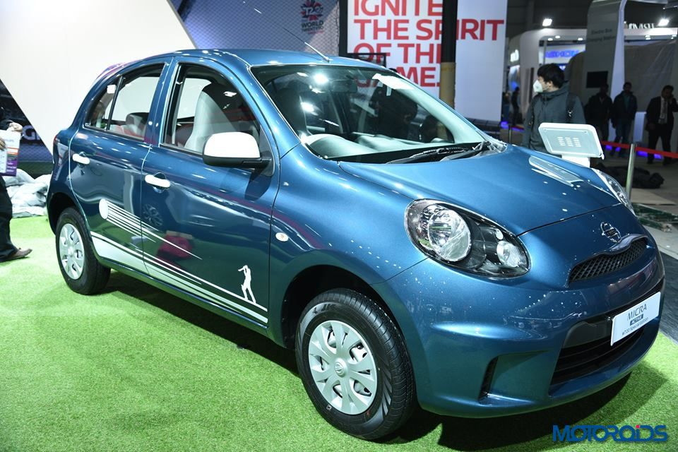 Nissan Micra ICC edition 1