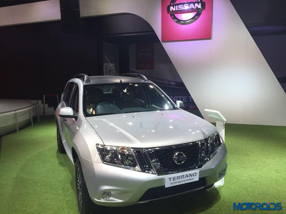 Nissan Terrano ICC edition 1