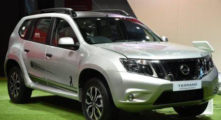 Nissan Terrano ICC edition 3