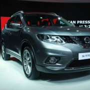 Nissan X Trail Hybrid 43 180x180 Auto Expo 2016: Nissan X Trail Hybrid unveiled, to be launched by end of the year