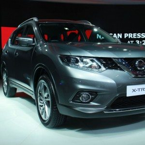 Auto Expo 2016: Nissan X-Trail Hybrid unveiled, to be launched by end of the year