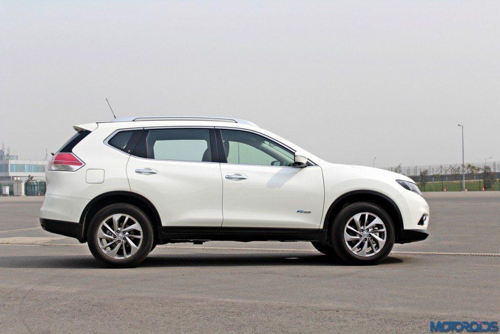 Nissan X-Trail Hybrid (8)