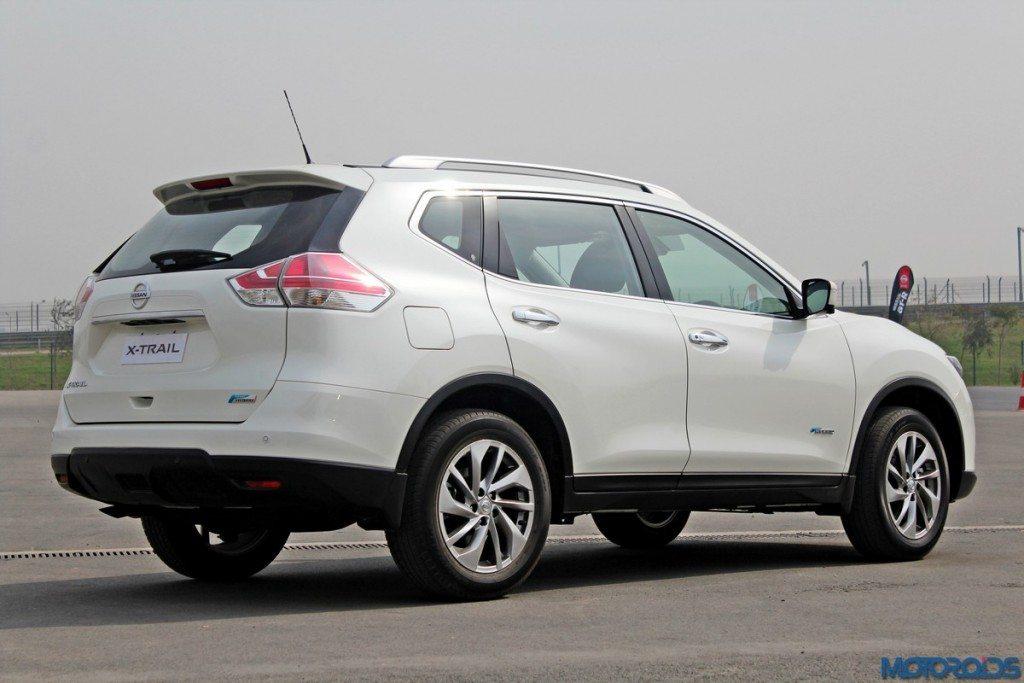 Nissan X-Trail Hybrid (9)