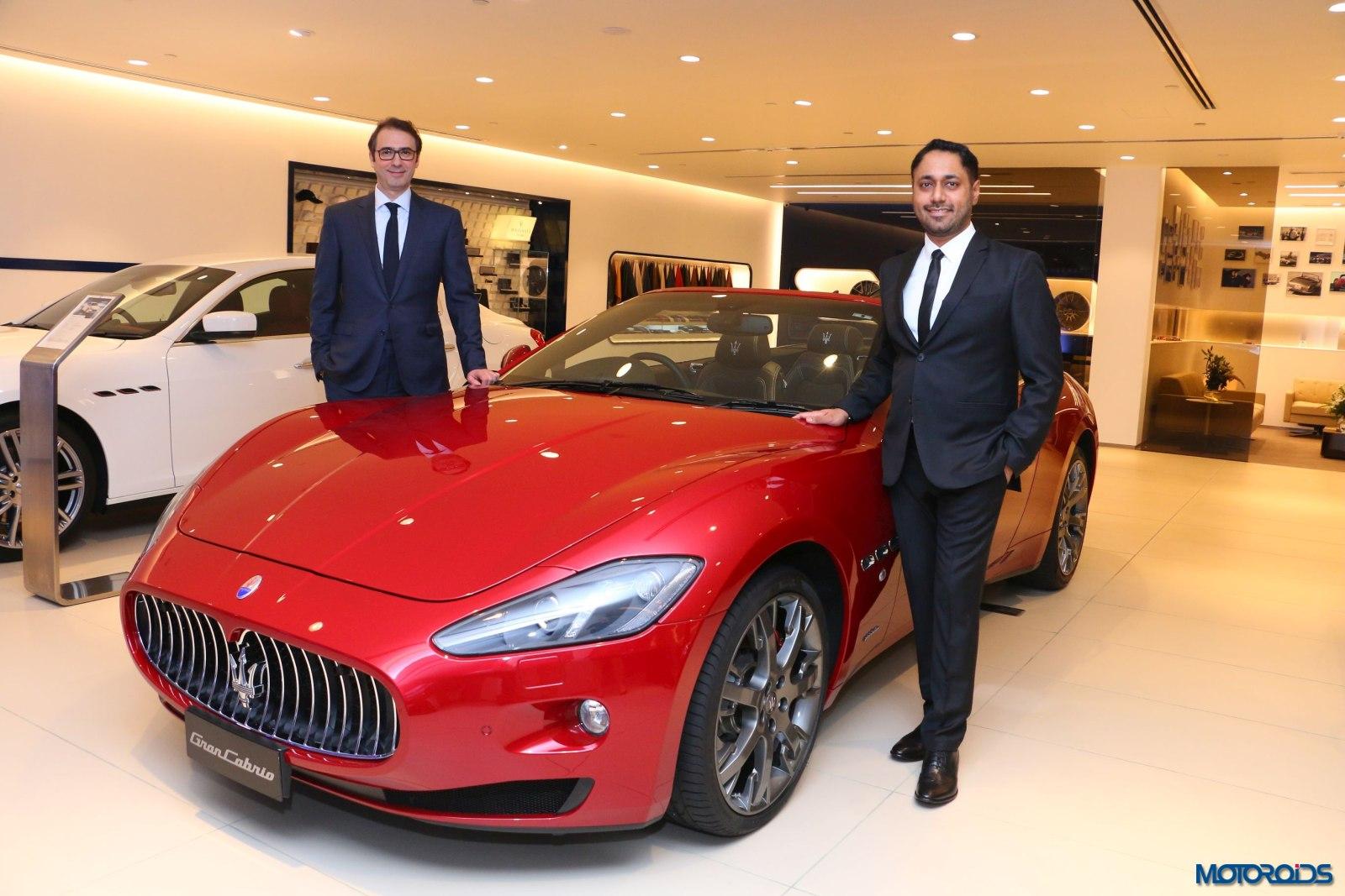 Petal Maserati dealership Mumbai (1)
