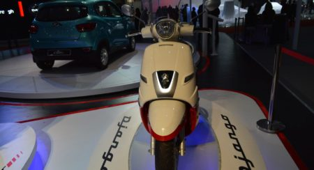 Peugeot Django at the Auto Expo 2016 (1)