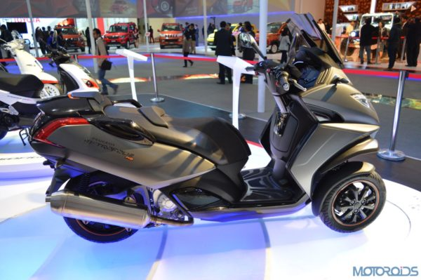 Peugeot Metropolis at the Auto Expo 2016 (3)