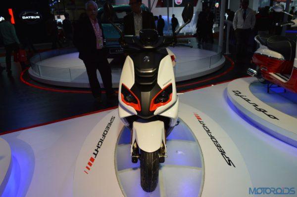 Peugeot Speedfighta at the Auto Expo 2016 (7)