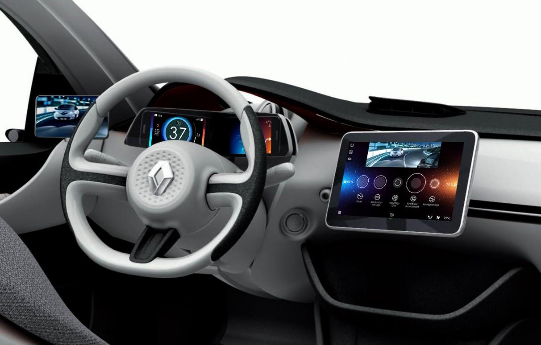 Renault EOLAB interior