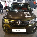 Renault KWID 1.0 SCe Auto Expo 2016 9 150x150 Auto Expo 2016: Renault Kwid 1.0 SCe and Easy R with AMT unveiled; to be launched soon