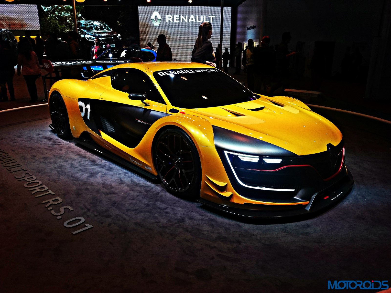 Renault Sport RS 01 Auto Expo 2016 (11)
