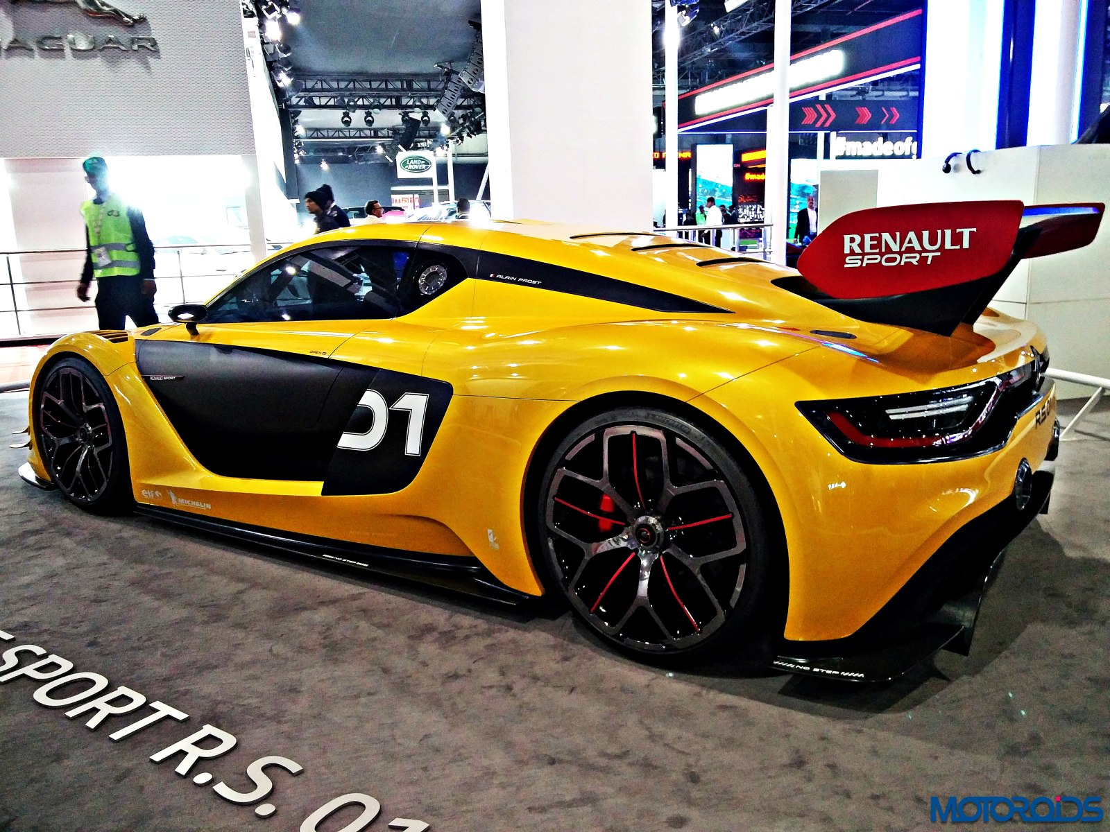 Renault Sport RS 01 Auto Expo 2016 (25)