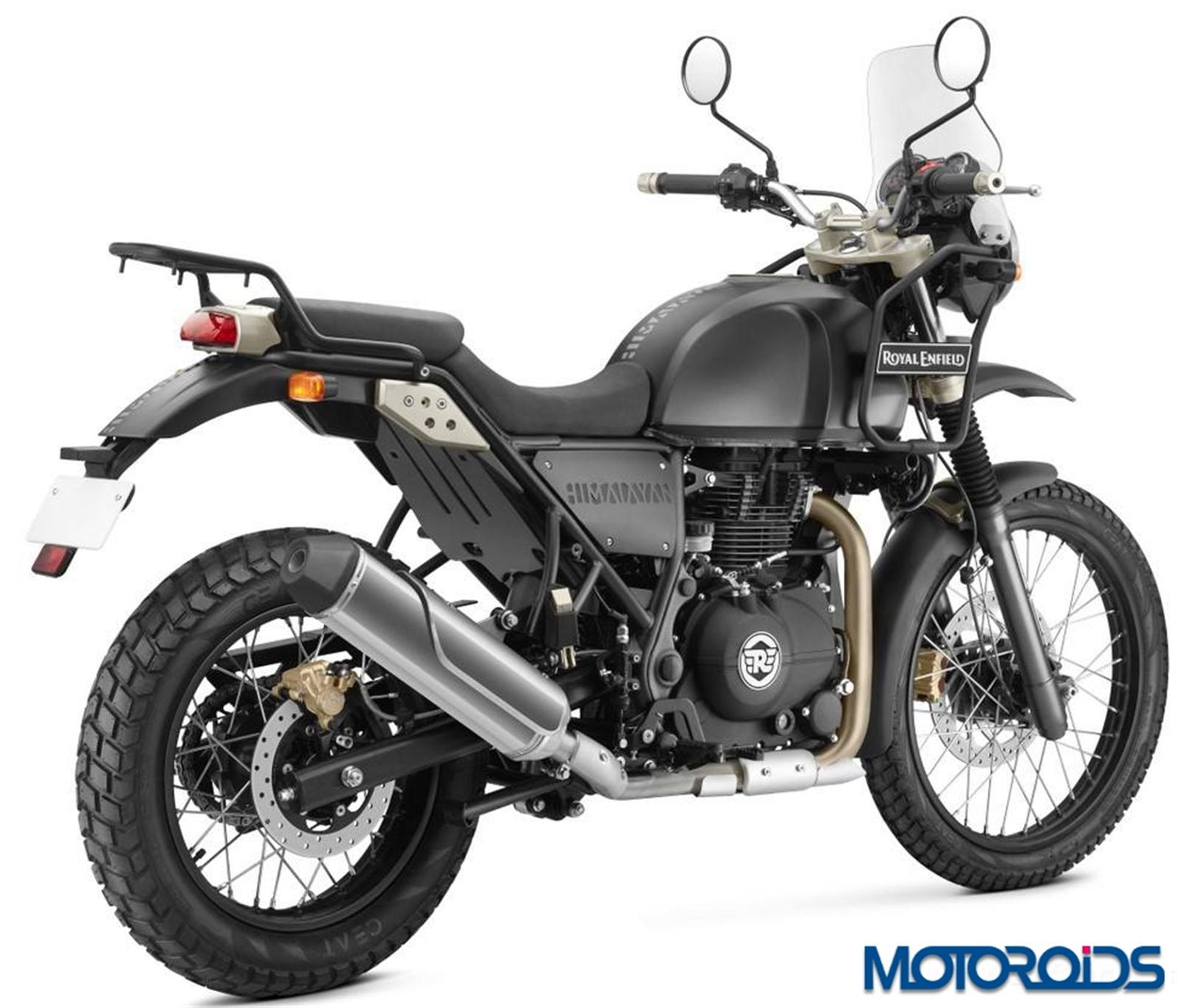 royal enfield himalayan unveiled official release specifications images and all you need to. Black Bedroom Furniture Sets. Home Design Ideas