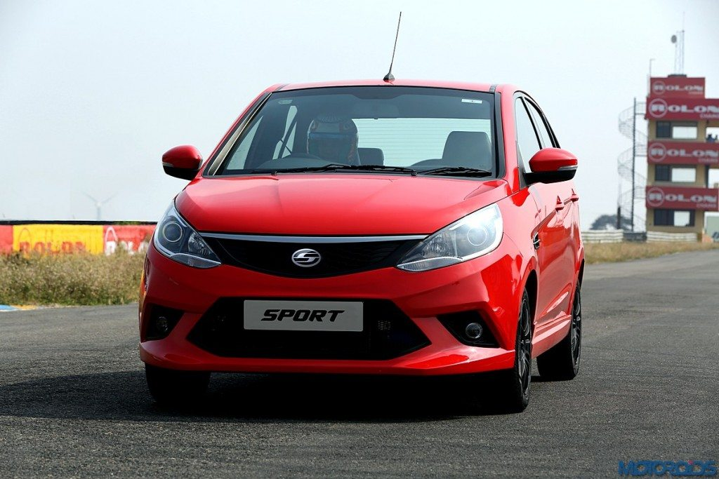 Sporty Performance Hatch - On Track