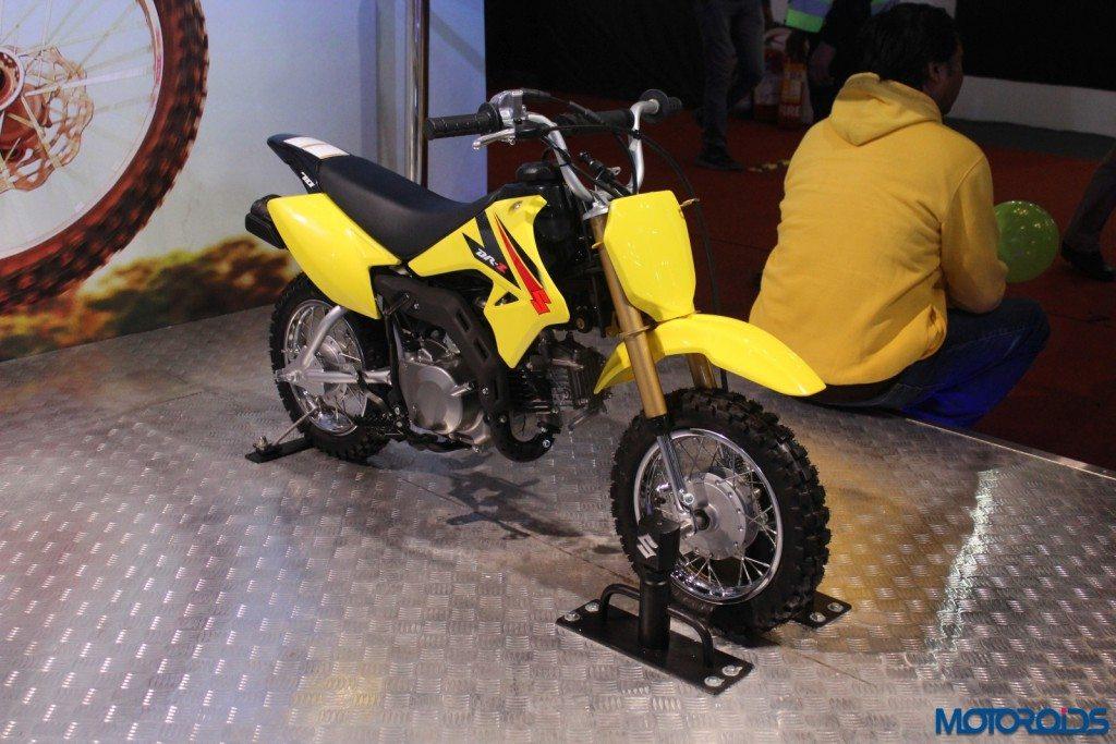 Suzuki DR-Z70 (9)
