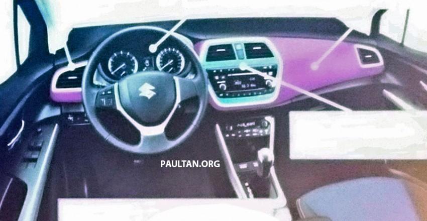 Suzuki S-Cross facelift (1)