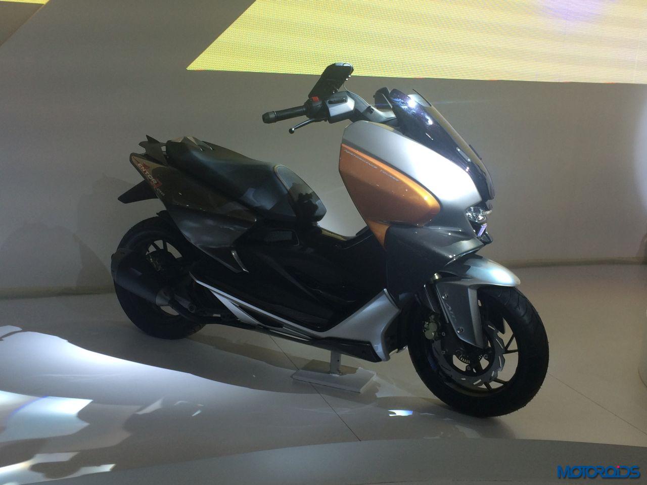 TVS Entorq Concept scooter auto expo 2016 (4)
