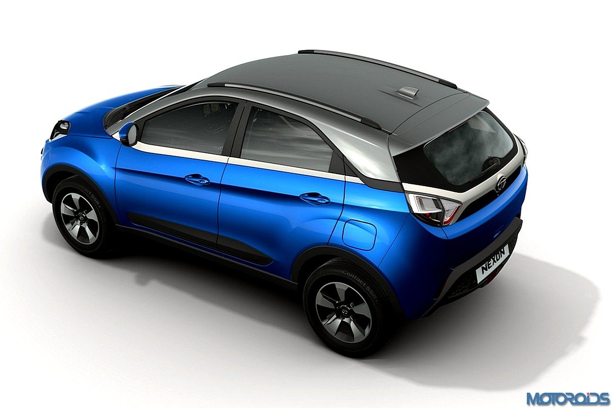 Auto Expo Round Up Tata Nexon Design Review Motoroids
