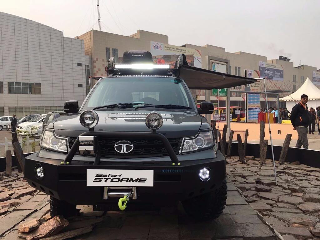 Tata Safari Storme Tuff (3)