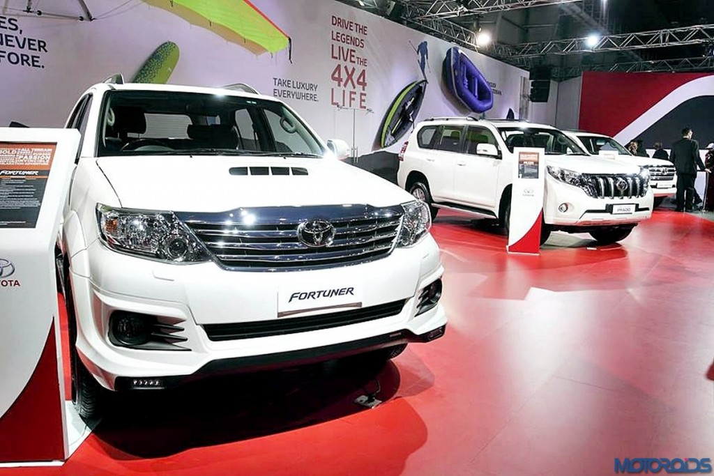 Toyota Fortuner TRD Sportivo Platinum (1)