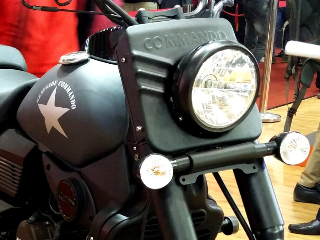 UM Renegade Commando Headlamp