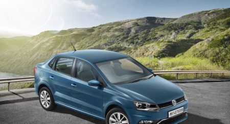 Auto Expo 2016: Volkswagen unveils four new products