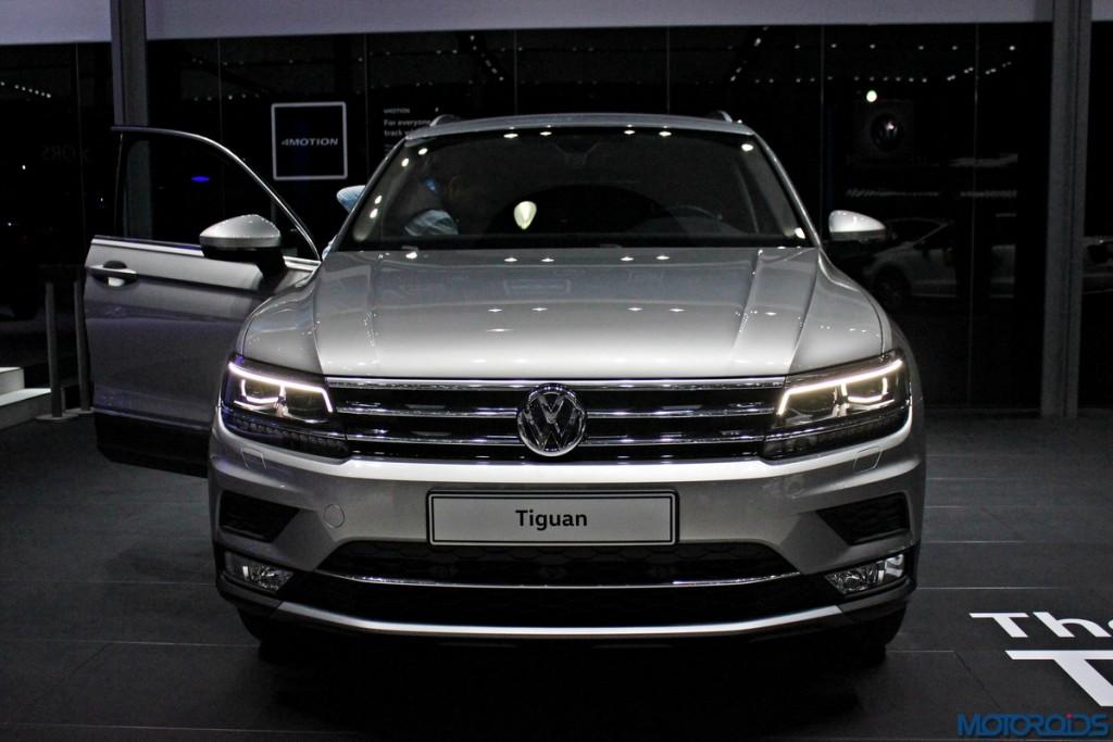 Volkswagen Tiguan India (1)