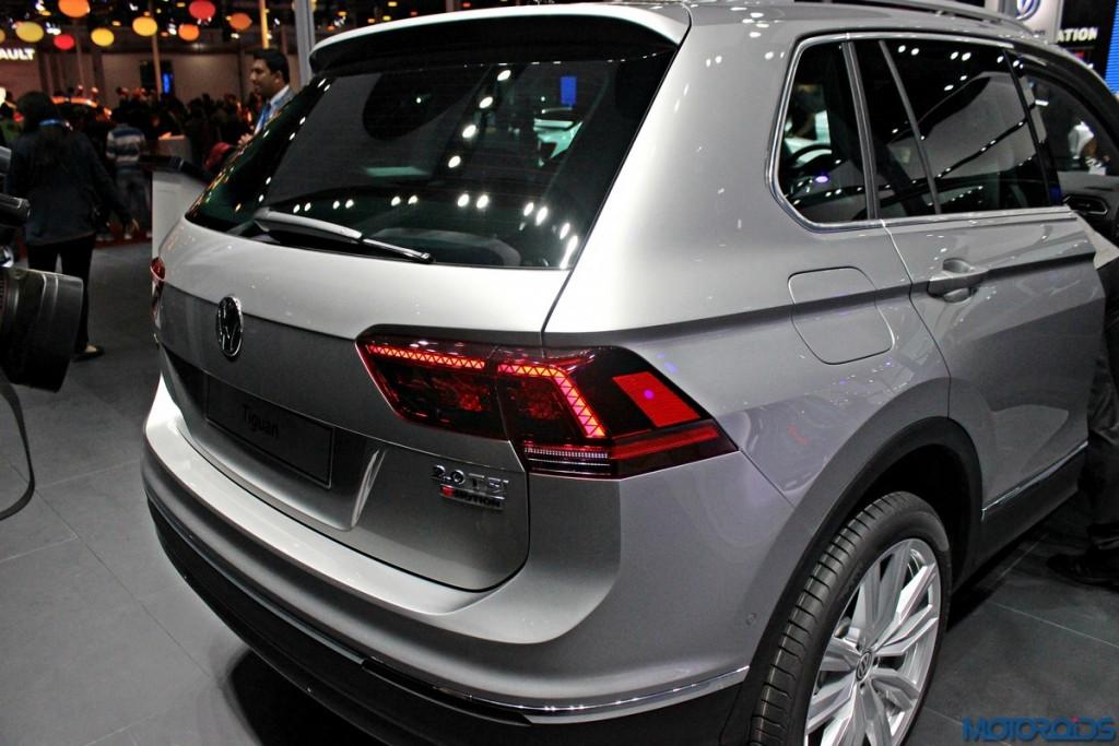 Volkswagen Tiguan India (3)
