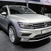 Volkswagen Tiguan India 4 180x180 Auto Expo 2016: Is the all new Tiguan the star of the Volkswagen stand?