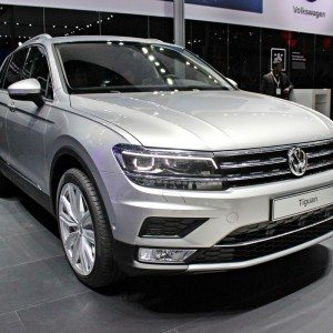 Volkswagen Tiguan India 4 300x300 Auto Expo 2016: Is the all new Tiguan the star of the Volkswagen stand?