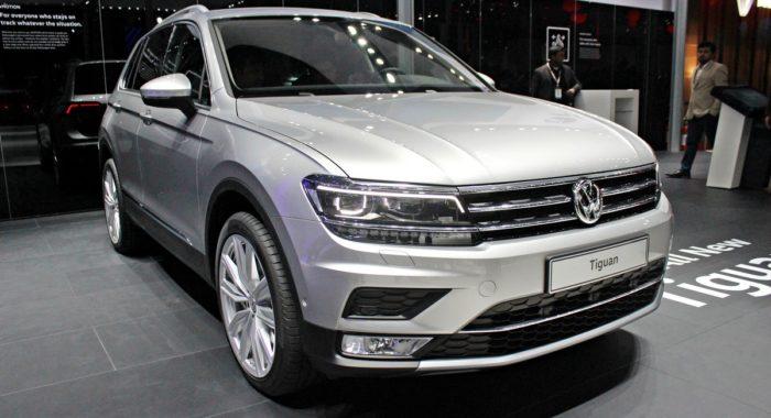 Volkswagen Tiguan India Launch In May 2017?