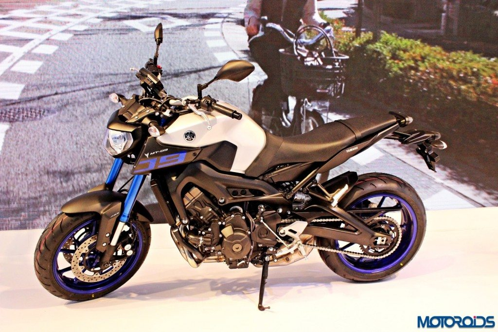 Yamaha MT-09 Auto Expo (2)