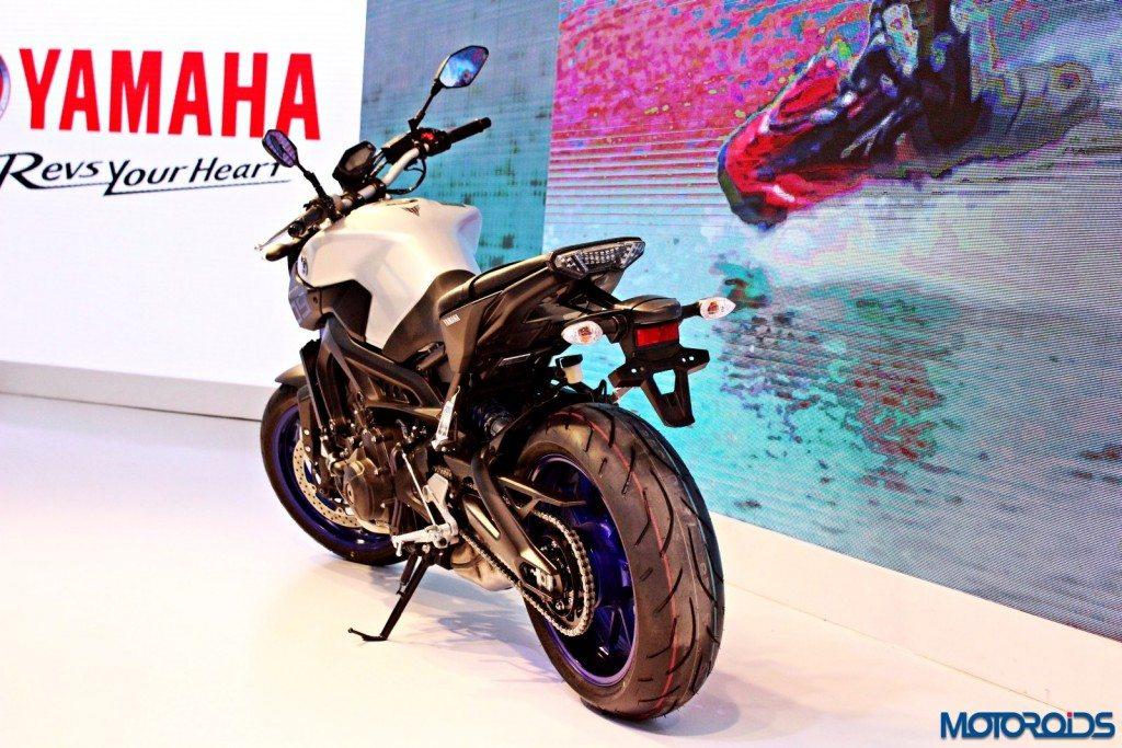 Yamaha MT-09 Auto Expo (8)