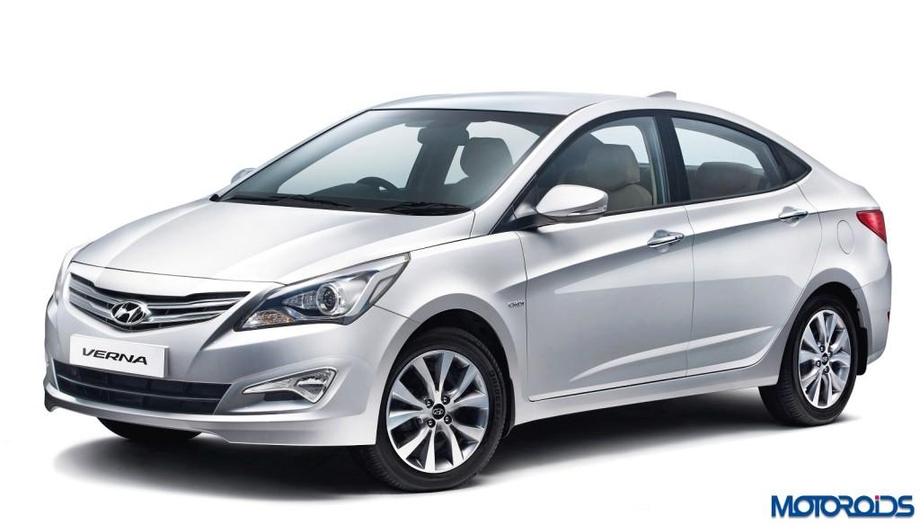 Next Gen 2017 Hyundai Solaris Or The New Verna Rendered