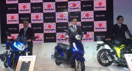 new Suzuki Access 125 Auto Expo 2016 (3)