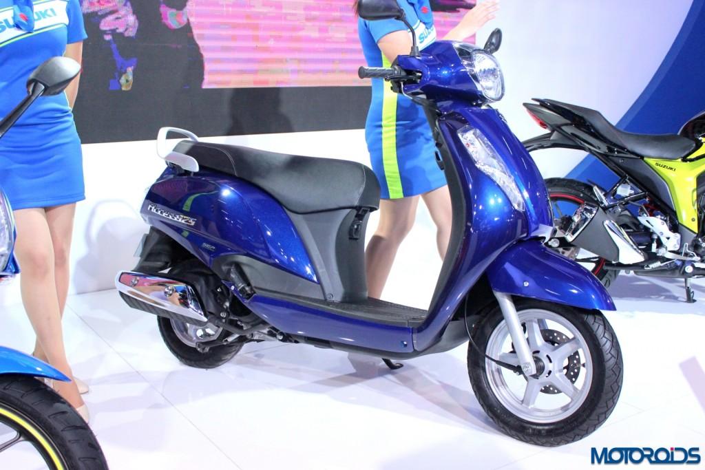 2016 Suzuki Access (2)